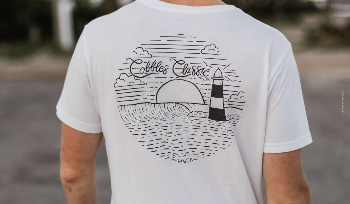 Mode der Männerwelt: Wie T-Shirts Statements setzen