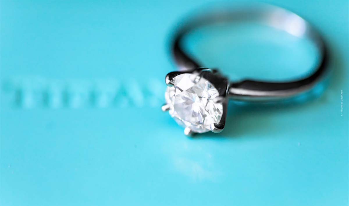 Tiffany und Co., Ring