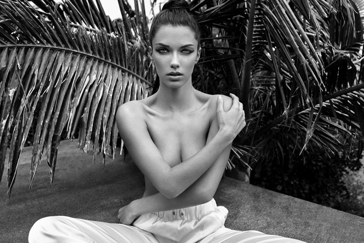 Model Anna Christina Schwartz: Mode, Beauty & Fashion Lifestyle