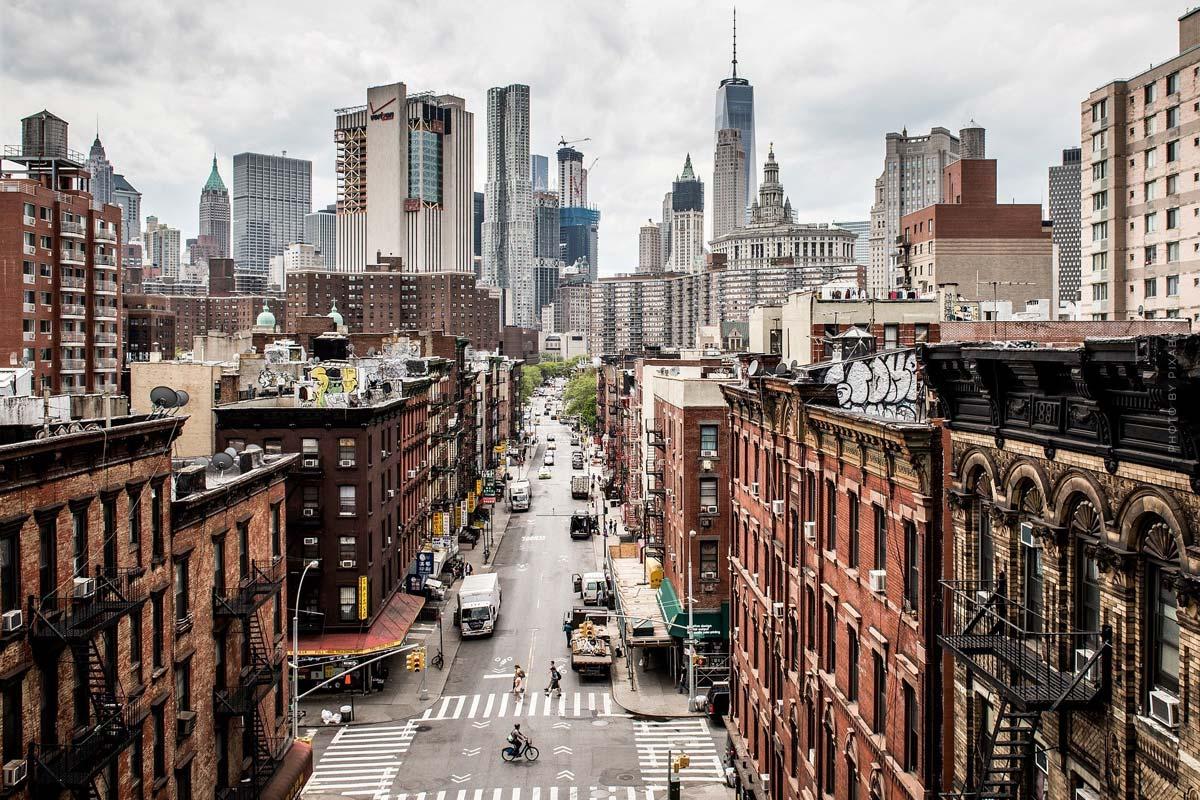New York: Bezirke, Viertel, Investments- Luxus, Makler & Co.