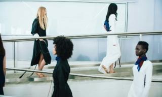 Nadja Auermann: Das Model mit den längsten Beinen der Welt
