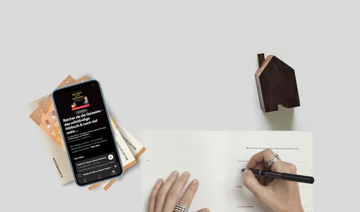 Immobilien, Vermögen, Steuern: Buch von Immobilien Investor Alex Fischer - Bewertung