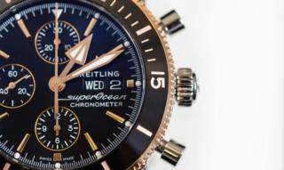 Breitling Superocean: Design, Chronograph, Preise für Damen- & Herrenuhren