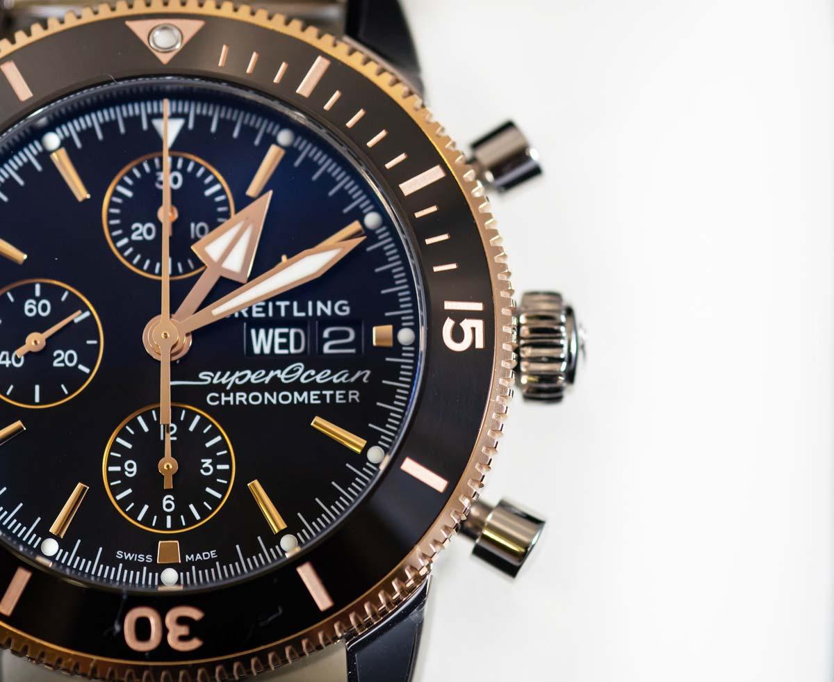 Breitling Superocean: Taucheruhr für Damen- & Herren - Design, Chronograph, Preise