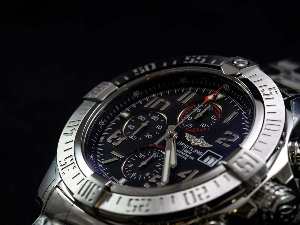 Breitling Chronomat: Modelle, Preise für Damen- & Herrenuhren