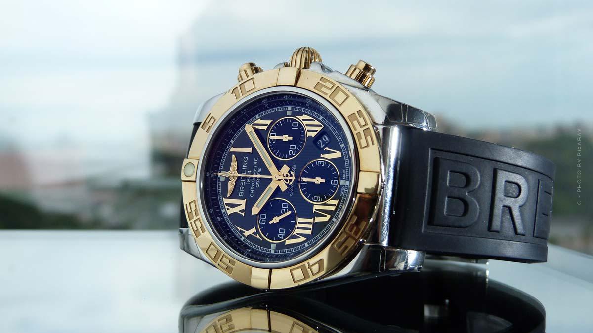 Breitling Uhren XXL: Chronomat, Navitimer, Superocean & Co.