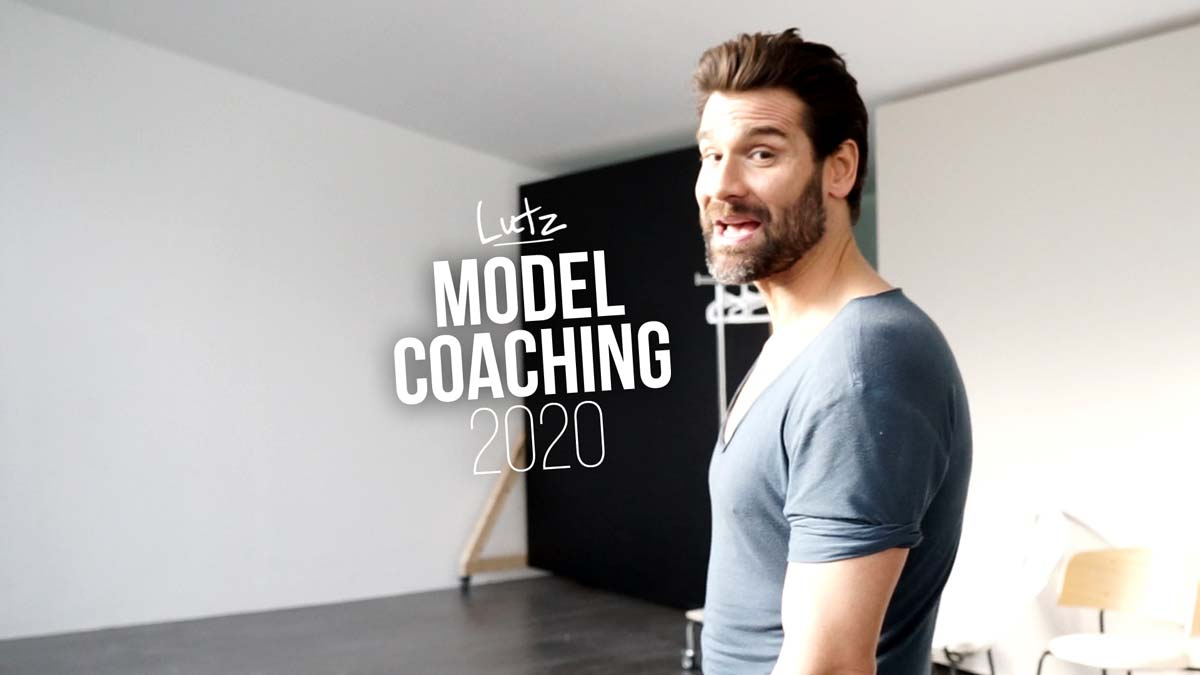 Model Coaching Backstage + Interview: Model Guru Lutz Marquardt (Tipps für GNTM Castings)