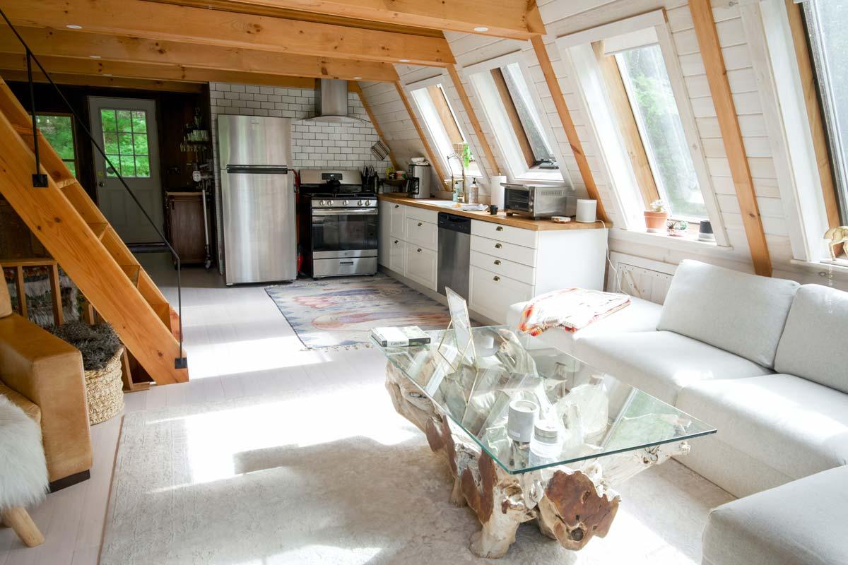 Dachgeschosswohnung: Suche, Einrichtung und Vor- & Nachteile der Wohnung unterm Dach