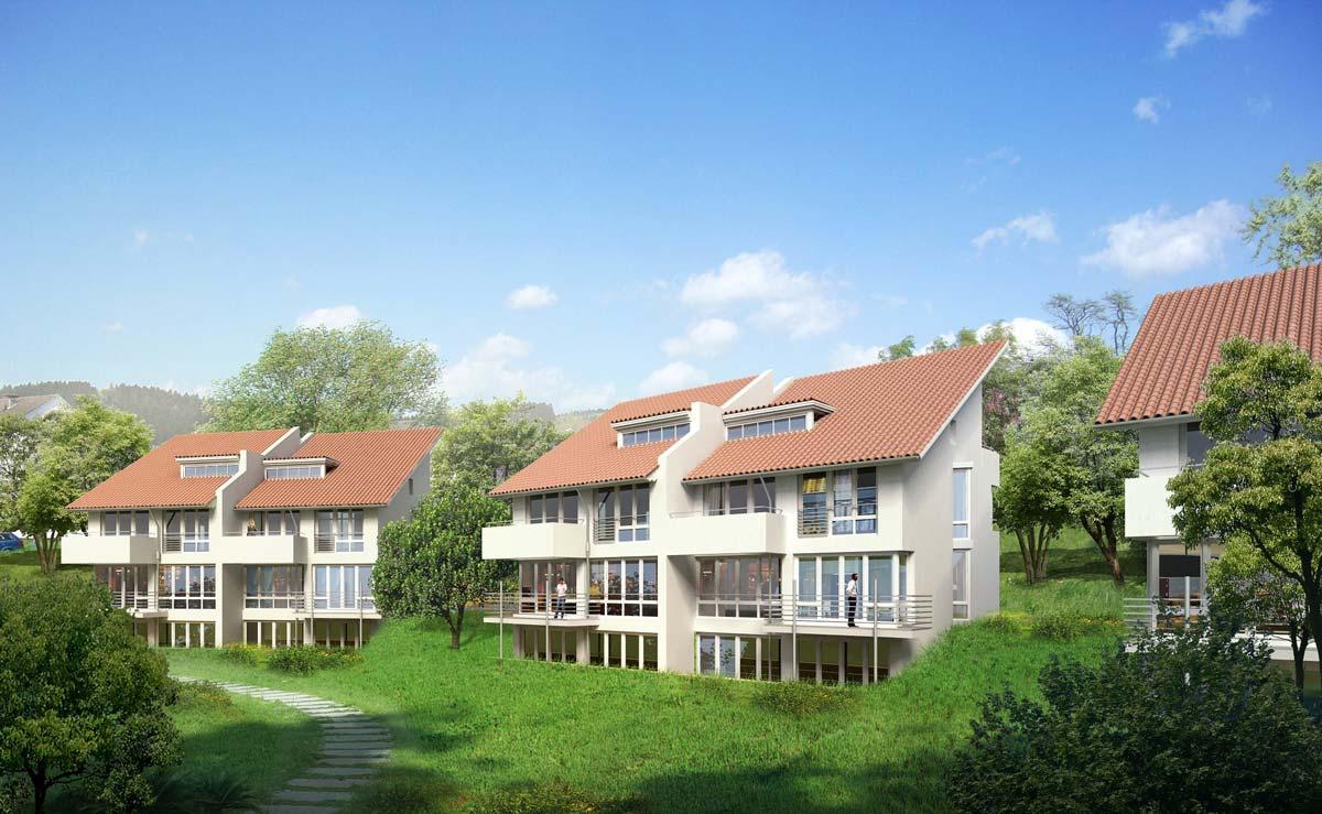 Doppelhaushälfte: Familiäre Wohnumgebung zum mieten, kaufen oder doch ein Neubau?