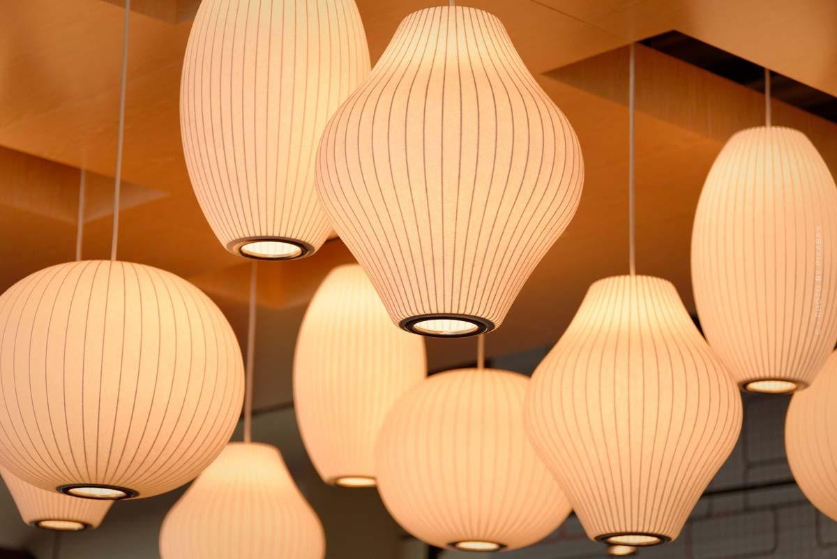 Moooi Interior: luxuriöse Lampen, Tapeten und Teppiche aus den Niederlanden