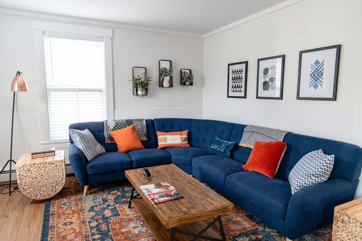 Roche Bobois: extravagantes Design & knallige Farben aus Paris für Betten, Sofas und Co.