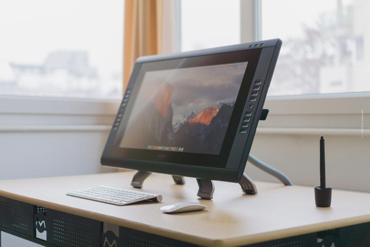 XP-PEN Artist 22E Pro Grafiktablett mit Display im Test: Erfahrungen und Vorteile