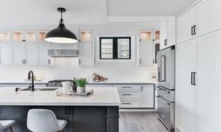 Küche einrichten: Von Arbeitsplatte bis Wasserhahn – Plane und kaufe deine moderne Traumküche mit Kücheninsel & Co.