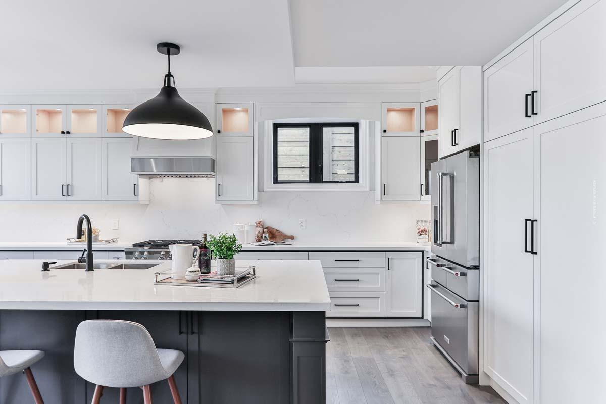 Küche einrichten: Von Arbeitsplatte bis Wasserhahn - Plane und kaufe deine moderne Traumküche mit Kücheninsel & Co.