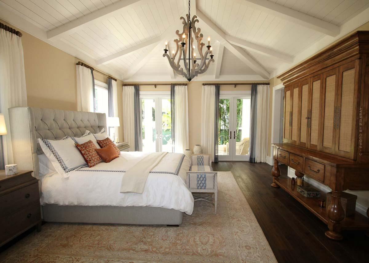 Landhausstil Einrichtung: Tipps für Wohnzimmer, Schlafzimmer & Küche im Landhaus-Look