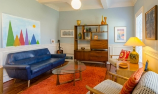 Retro & Vintage Einrichtung: Im 50er, 60er oder 70er-Jahre Stil einrichten mit Möbeln, Lampen und Teppichen mit Geschichte
