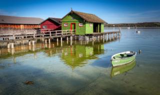 Urlaub am Ammersee: Temperaturen, Aktivitäten und die schönsten Städte