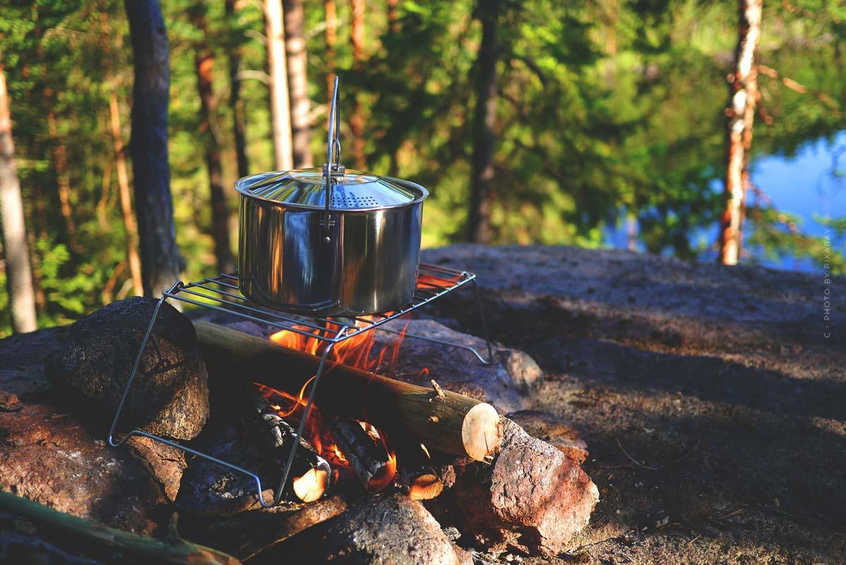 Camping Kochtipps: Rezepte, Grillen mit Fleisch & Vegetarisch