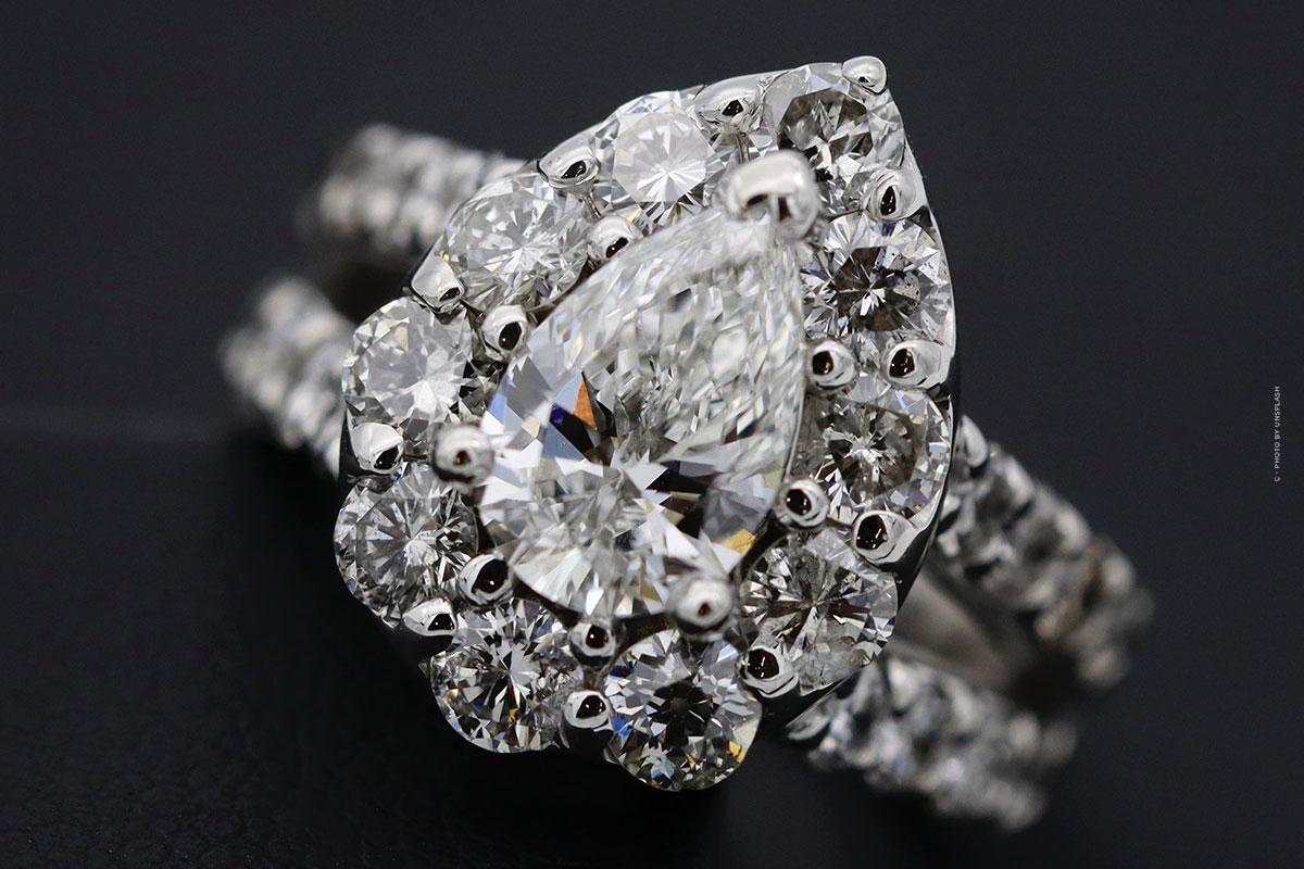 Diamant kaufen: Preis, Karat, Farbe und Gold im Vergleich - Kapitalanlage Edelstein