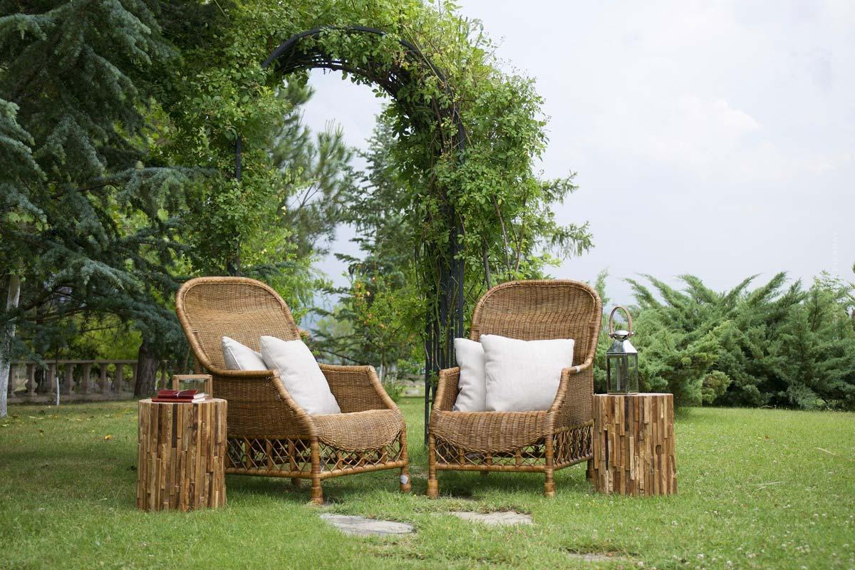 Gartenmobel Balkon Terrasse Lounge Wahle Dein Set Aus Holz Oder Rattan Fur Deinen Traumgarten Co Fiv Magazin