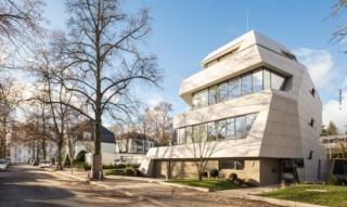 """Luxusimmobilien Berlin Grunewald, Charlottenburg-Wilmersdorf – """"Villa M"""" vom Graft Architekturbüro"""