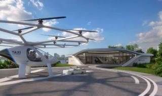 E-Auto Ladestationen und Flugtaxis (Volocopter) – Graft Architekten im Interview (3/3)