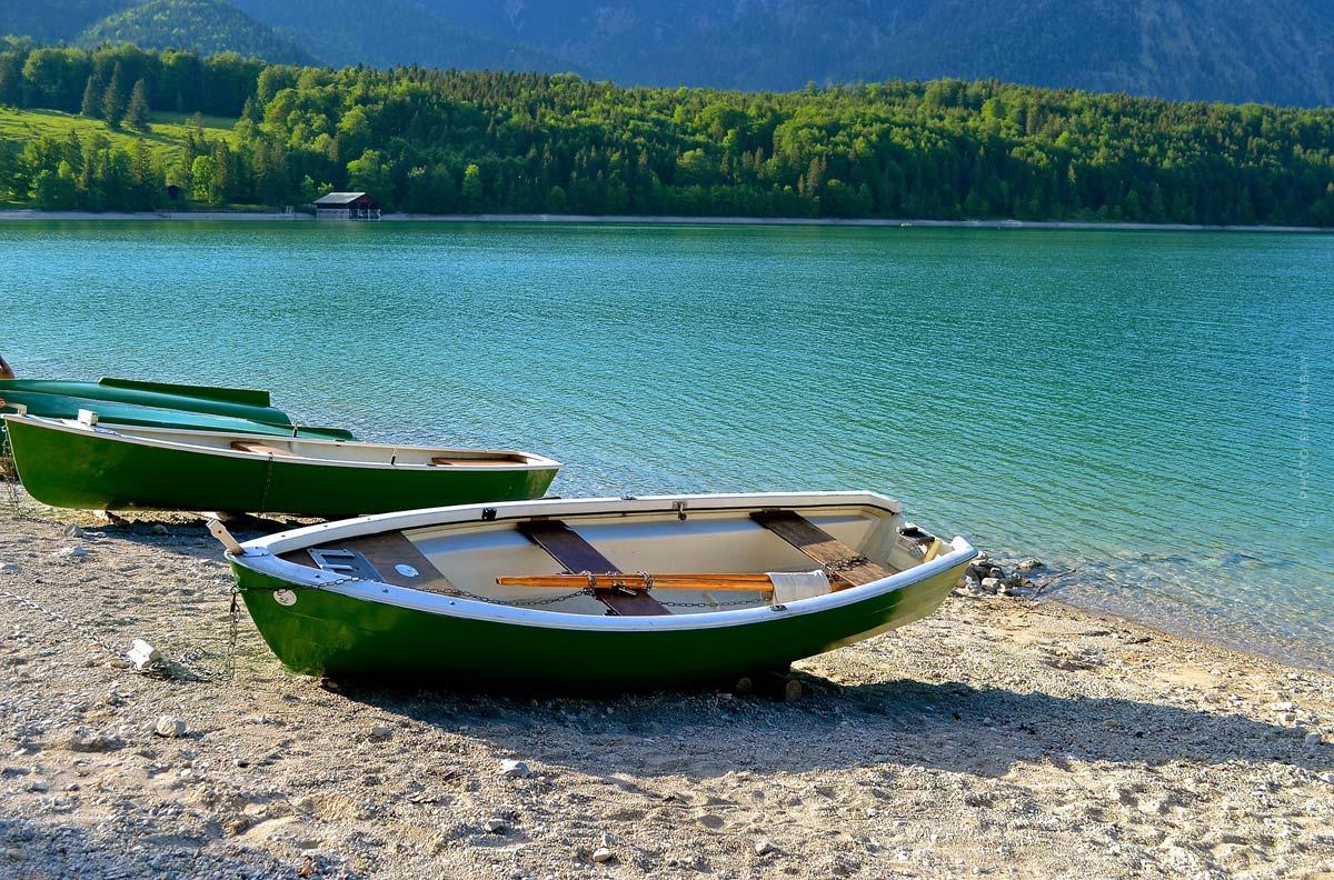 Walchensee: Camping, Surfen & Baden-Urlaub in Deutschland