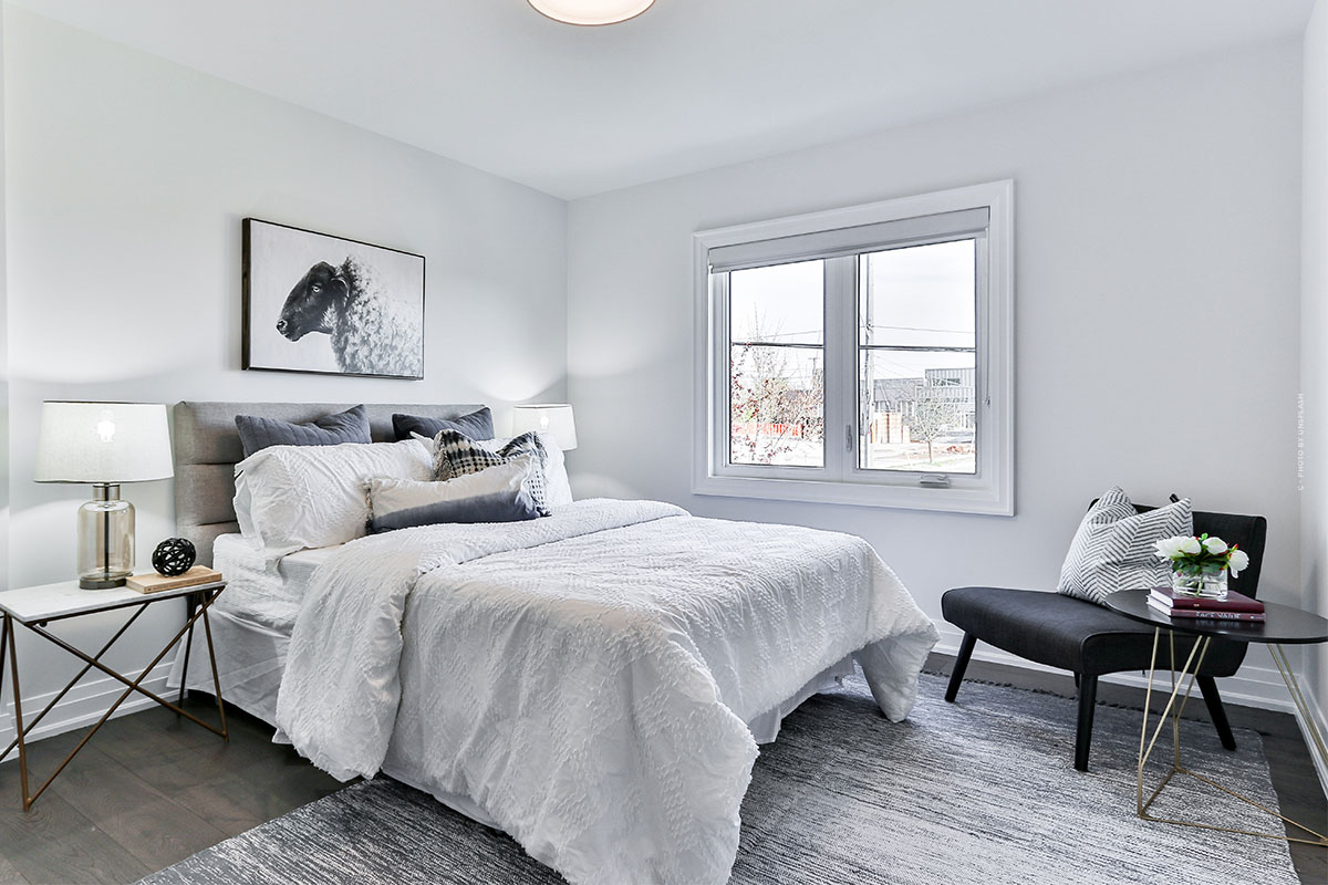 Schlafzimmer richtig einrichten & dekorieren - Tipps für eine entspannte Atmosphäre und gemütlichen Flair