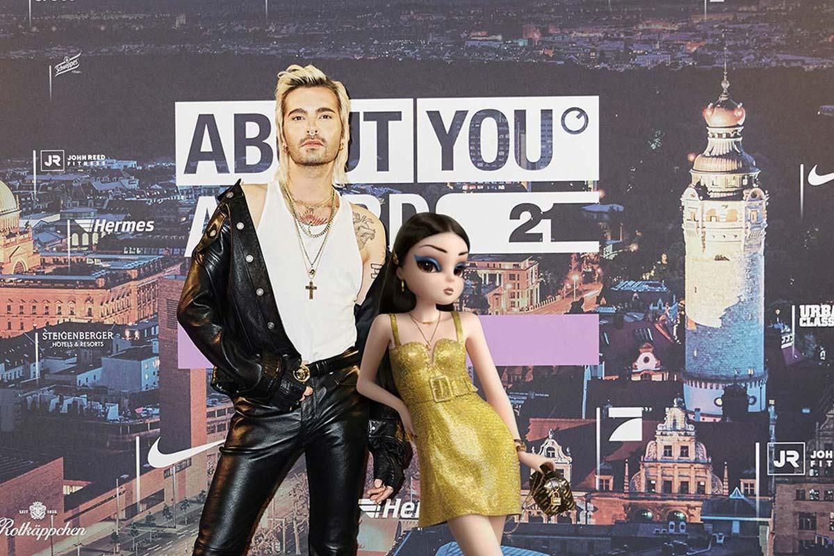 About You Awards 2021: Bill Kaulitz, Mogli und Cro - Gewinner, Outfits & Stars