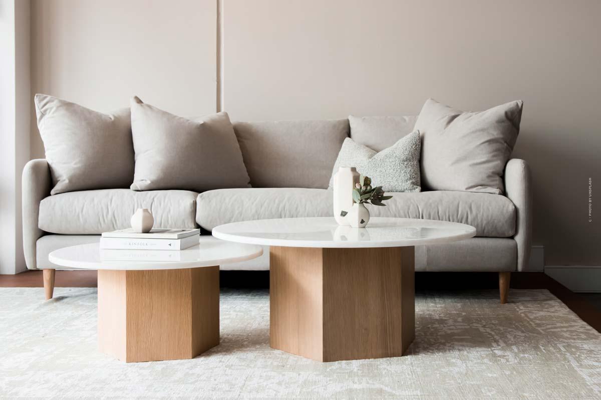 Möbel XXL: Von Stühlen über Sofas bis zu Badmöbeln - Zimmer gekonnt möblieren