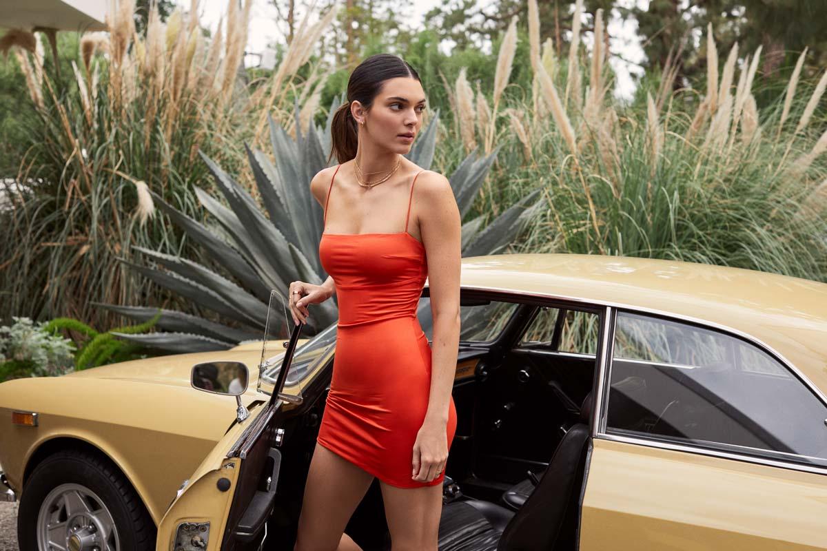 Kendall Jenner for ABOUT YOU: Kollektion, Design, Los Angeles - exklusiv nur 3 Tage!