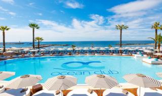 Ocean Club Marbella: City Beach Club, Drinks, DJs und XXL Pool!