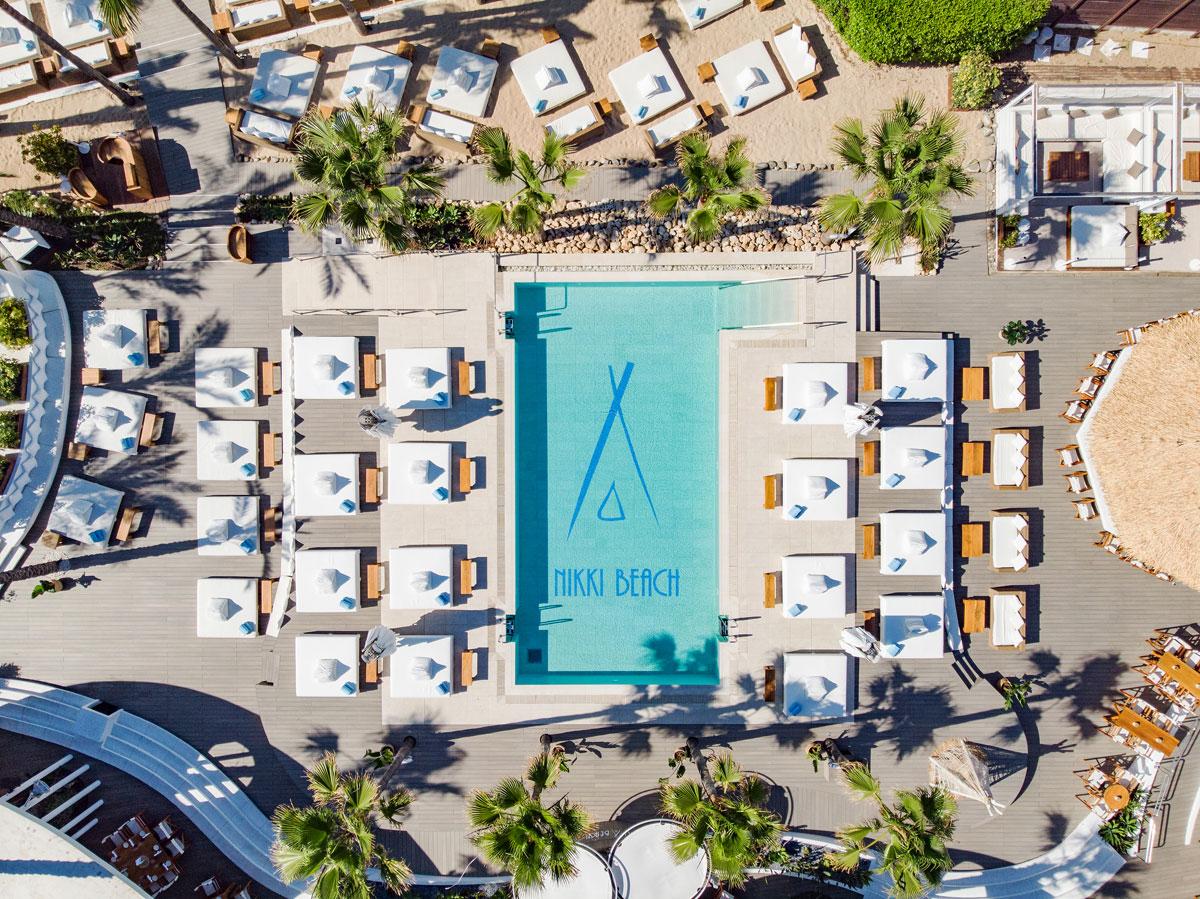 Nikki Beach Marbella: Hotspot, Restaurant und Pool Check - unser Tipp!