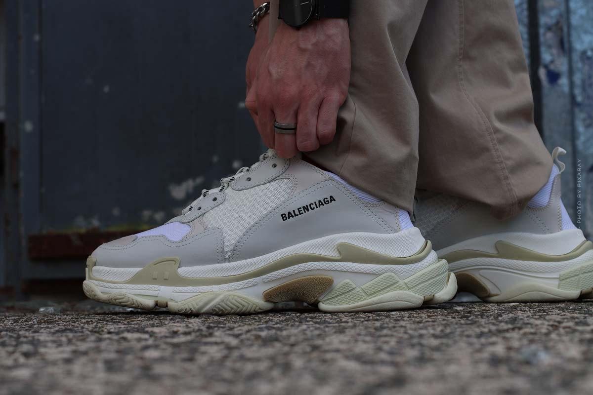 Balenciaga: Sneaker, Taschen & Hoodies