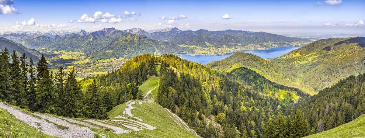 Urlaub in Bayern: Städte, Sehenswürdigkeiten & Schlösser - 5 Tipps