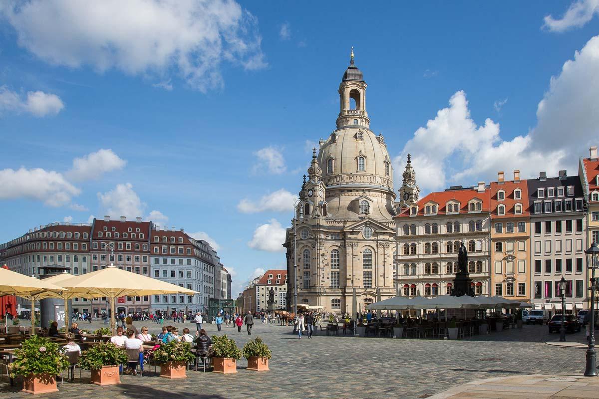 Urlaub in Dresden - Altstadt, Open-Air Kino & Großer Garten -5 Tipps